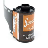 Silberra PAN50 /135-36 B&W Film